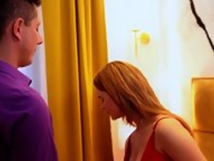 Sensual Valentine Day's Lovemaking With Redhead - HD