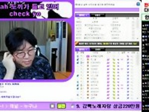 AfreecaTV Korean BJ 22042021002